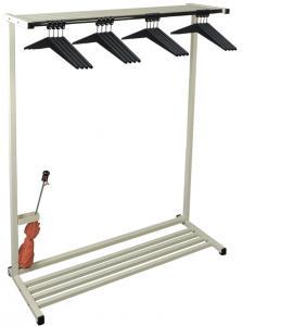 20-4 Floor Rack
