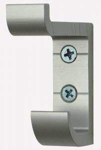 Silver D10 Hook