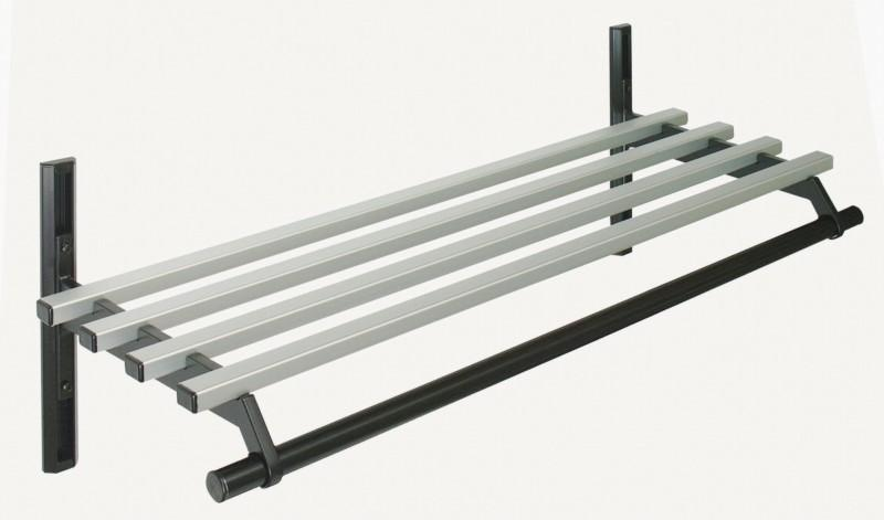 R40 EMCO Specialty Products Inc Delectable Commercial Coat Racks